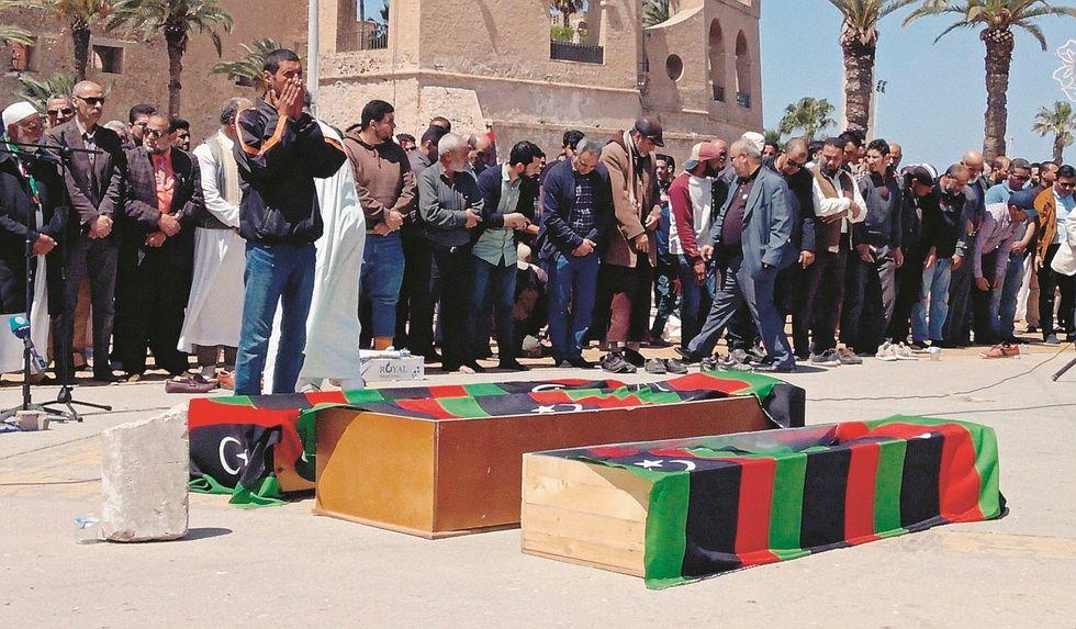 Trump prepara il prossimo governo libico