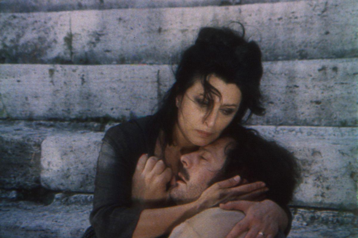 La sua sfuriata contro Rossellini diventò una scena cult del cinema
