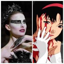 Perfect Blue Vs Black Swan