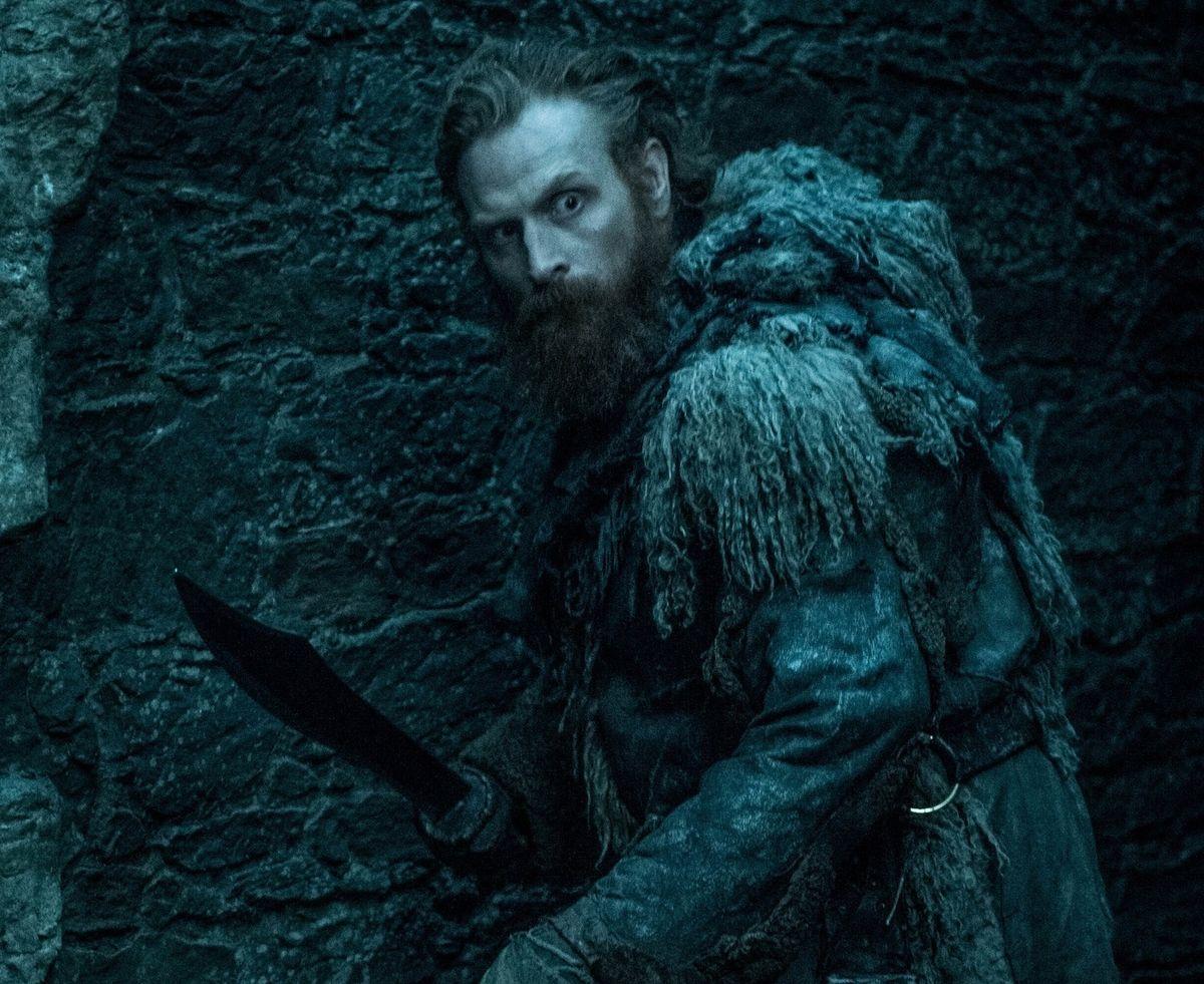 We Finally Know How Tormund Got His Name
