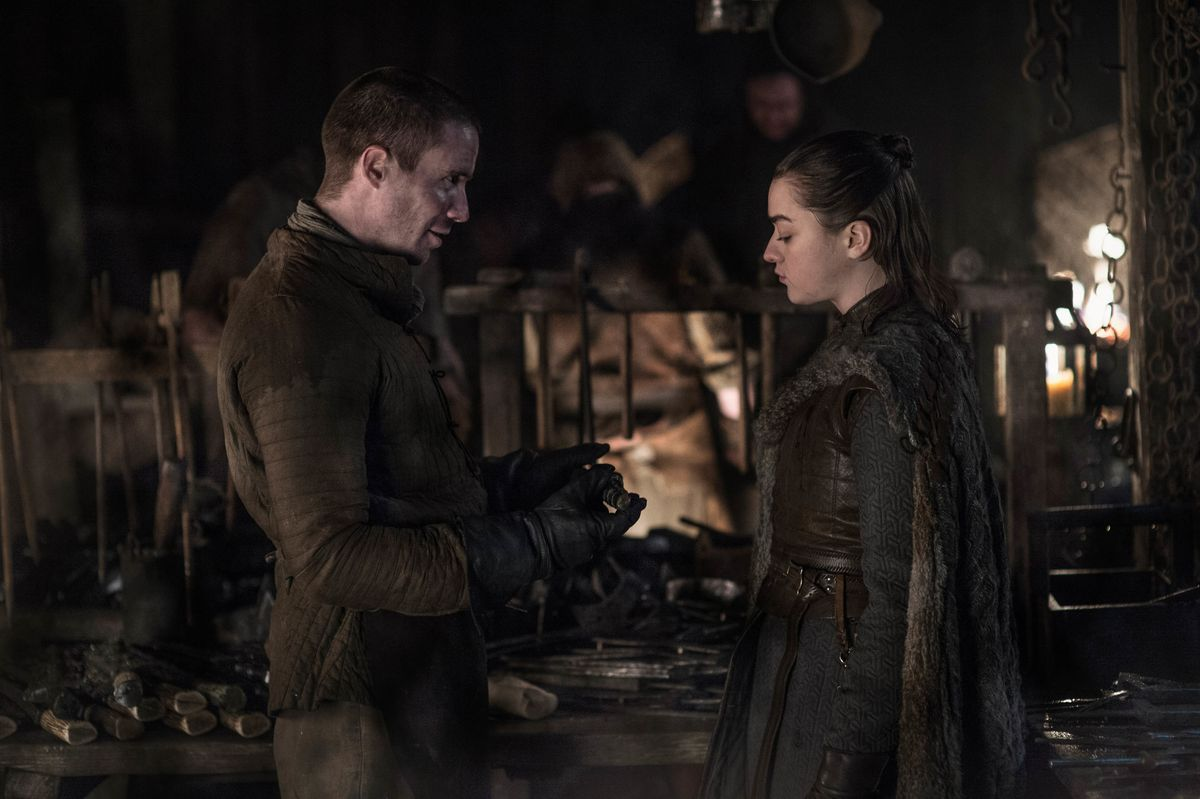 Let's Talk About *That* Arya Scene