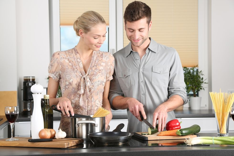Cooking Is An Art That Rekindles Not Only The Taste Buds But Also The Spice Of Life