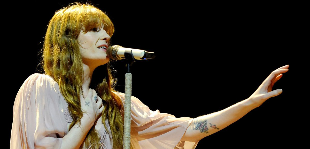 Listen To The Haunting Lullaby Florence + The Machine Sang For 'Game Of Thrones'