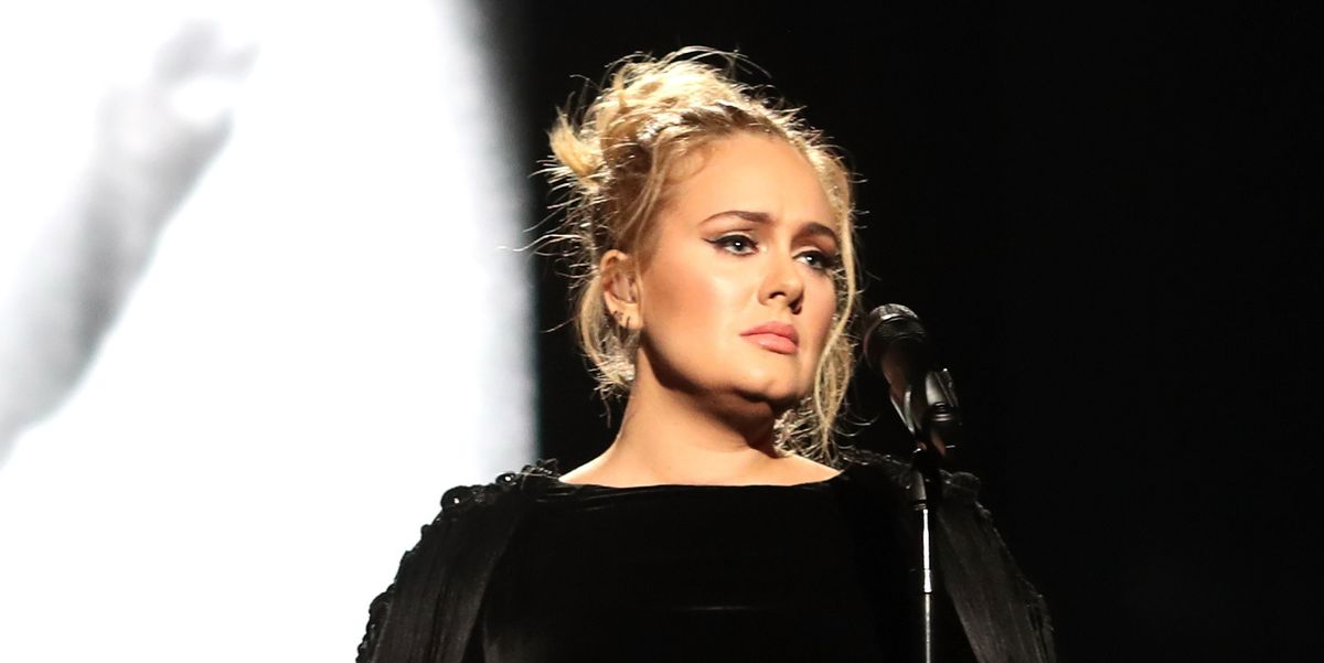 People Should Stop Celebrating Adele's Divorce