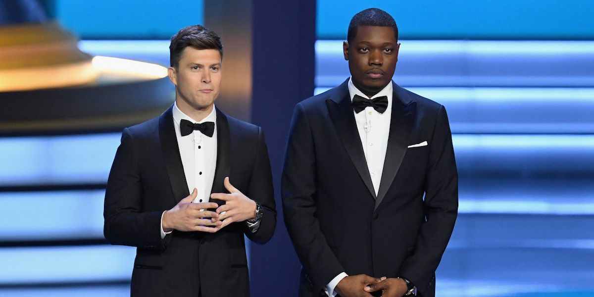 'SNL' Star Michael Che Intentionally Misgenders Commenter In Response To Colin Jost Criticism