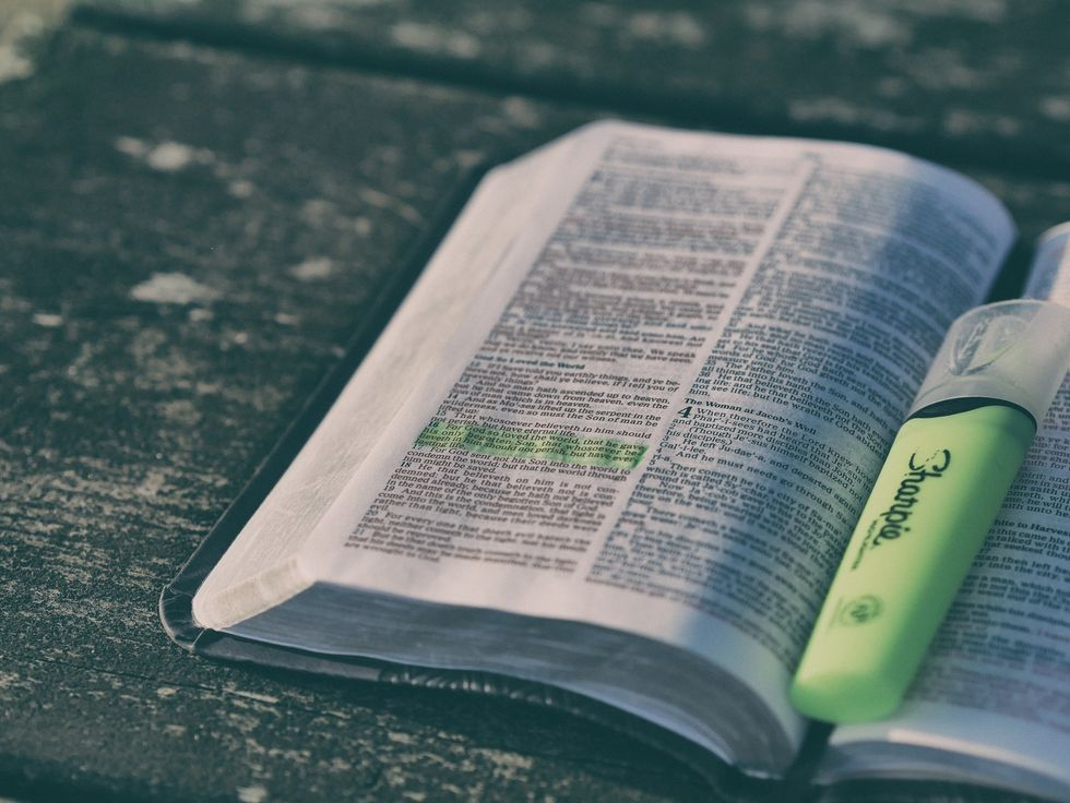 5 Common Bible Verses That Have Lost Some Of Their Meaning
