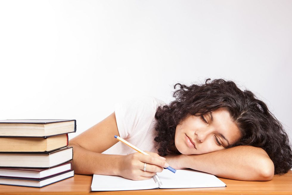 10 Thoughts Every College Student Has During Finals Week