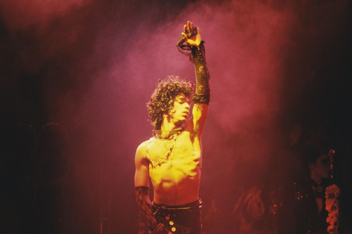 Prince: The Profane and the Profound
