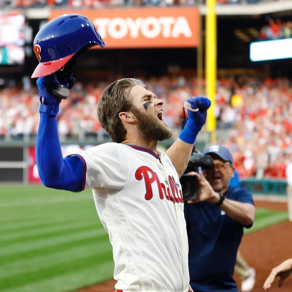 Bryce Harper Makes The Phillies A National Conversation