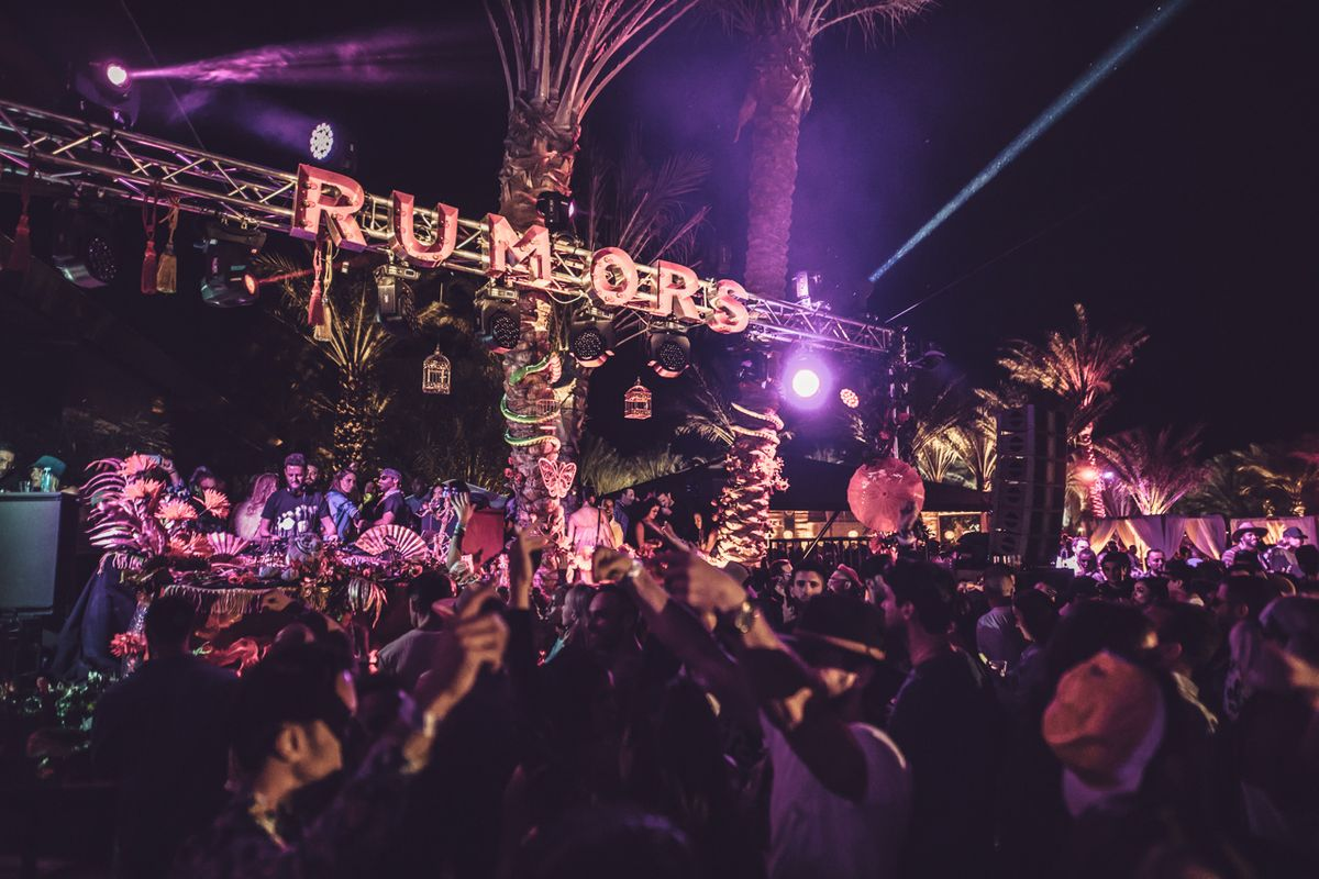 Inside Coachella's 'Most Exclusive' Party