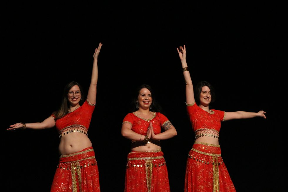 If You Think Belly Dancing Is Sexual, You're Missing The Whole Point