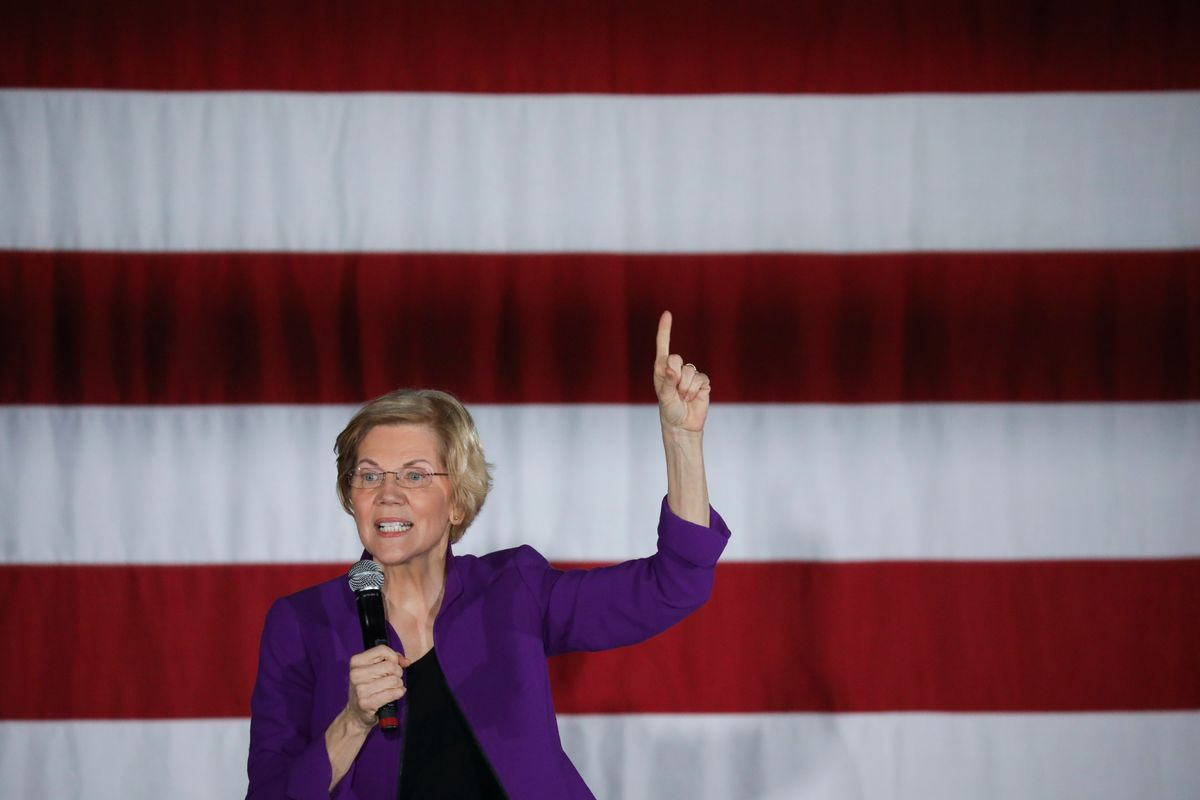 Elizabeth Warren Proposes Plan to Cancel Student Loan Debt for Millions