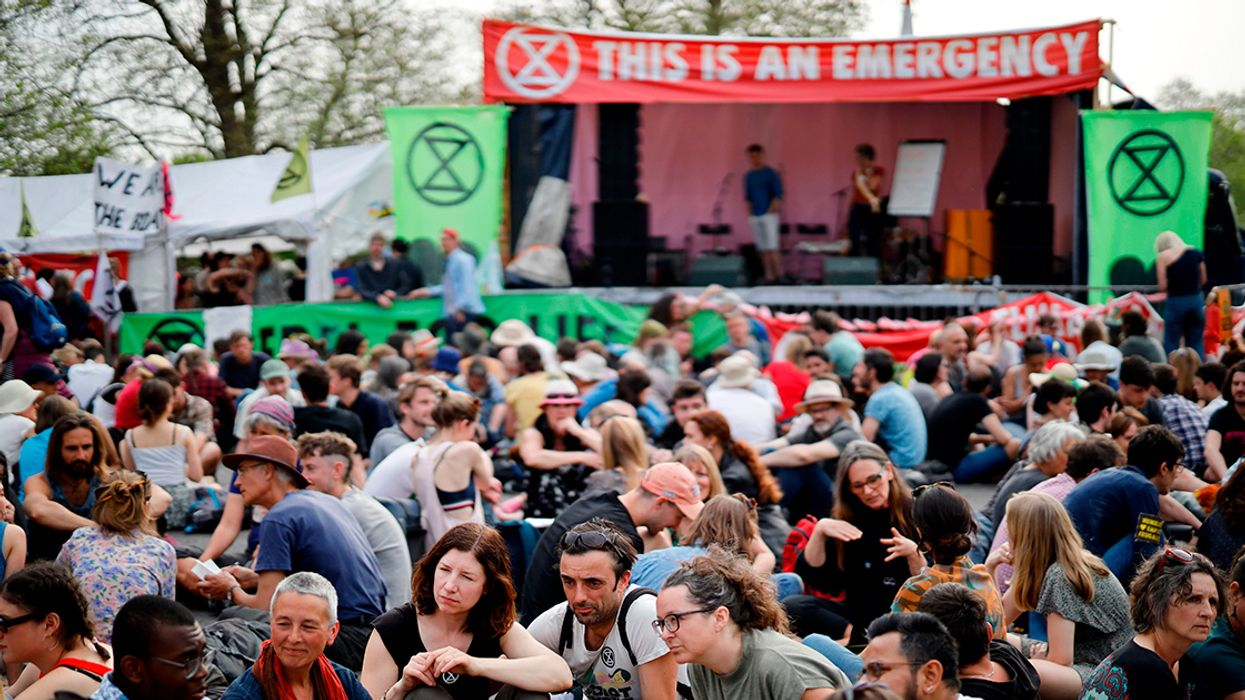 1,000+ Arrested as Extinction Rebellion Protests in London Enter Second Week