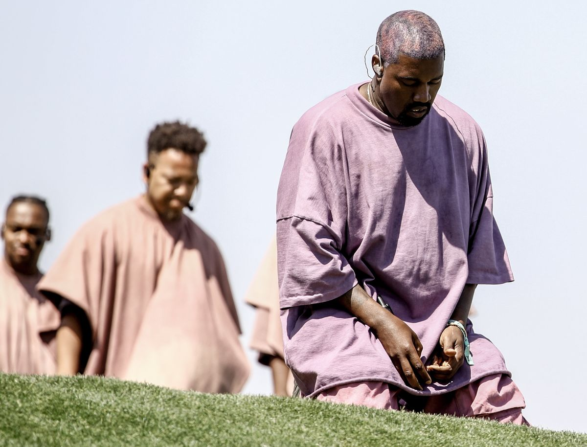 Why Kanye's Sunday Service Makes Black Folks Uncomfortable