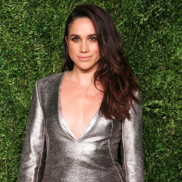 Here's Where Meghan Markle Finds Her Beauty Inspo
