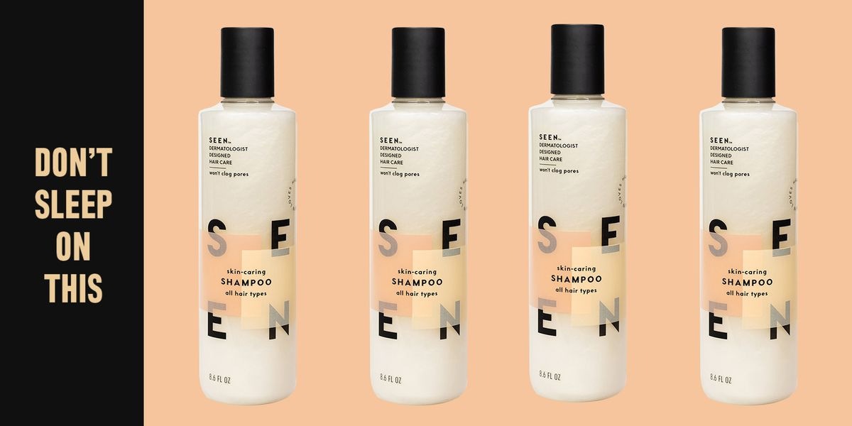 This Shampoo Keeps My Skin Clear And Redness-Free