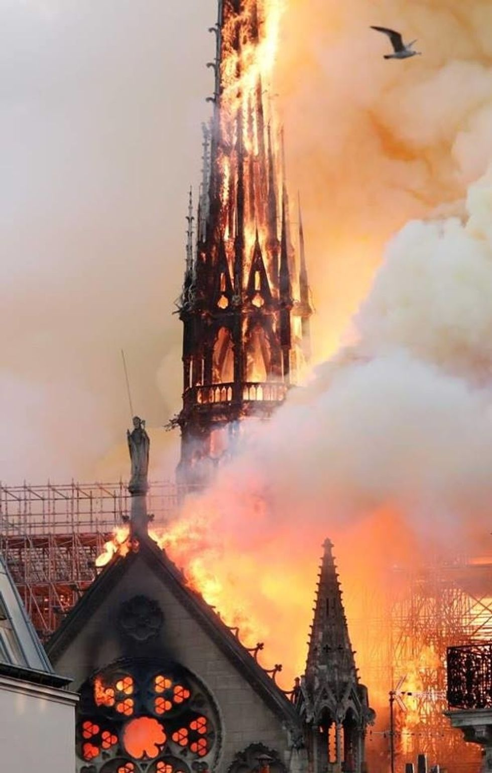 Notre Dame Cathedral Does Not Need Donations, The Catholic Church Can Afford It