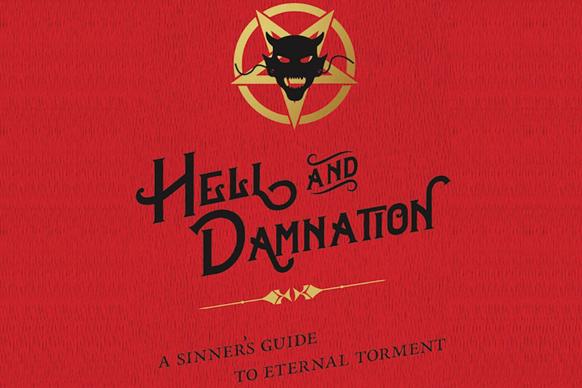 Unlike Virgil, De Villiers Has a Sense of Humor: Hell and Damnation
