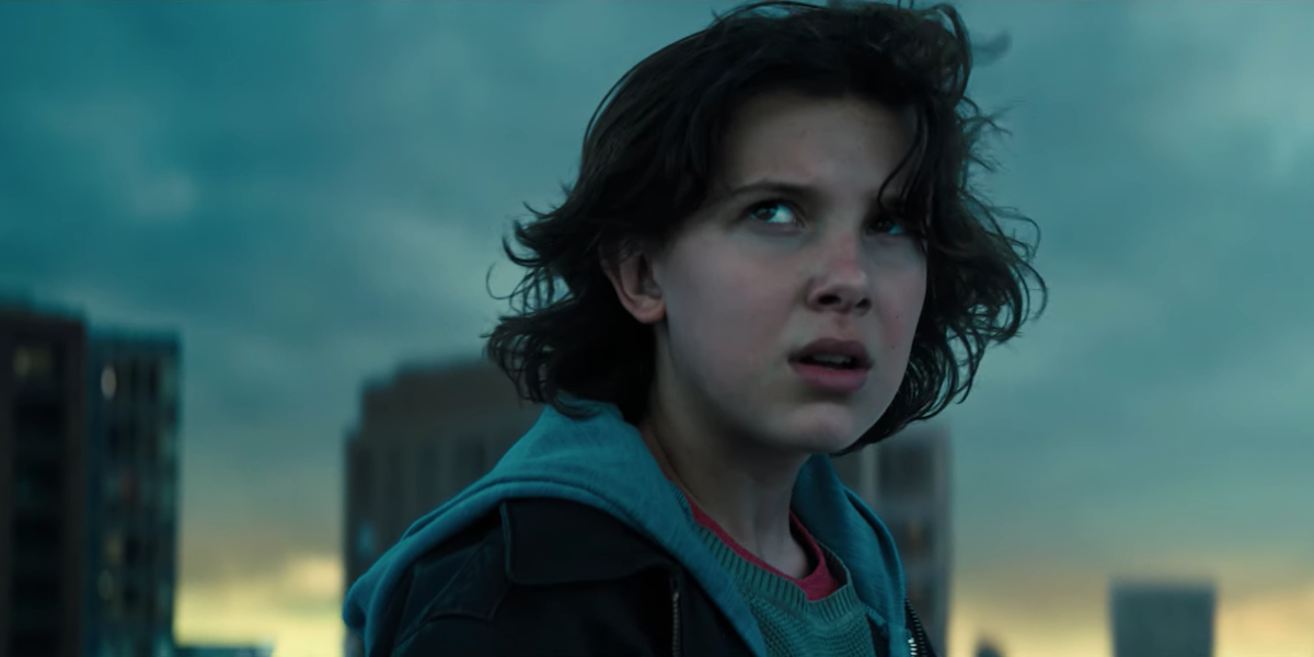 Millie Bobby Brown Comes Face-To-Face With Monsters Of 'Godzilla' In New Trailer