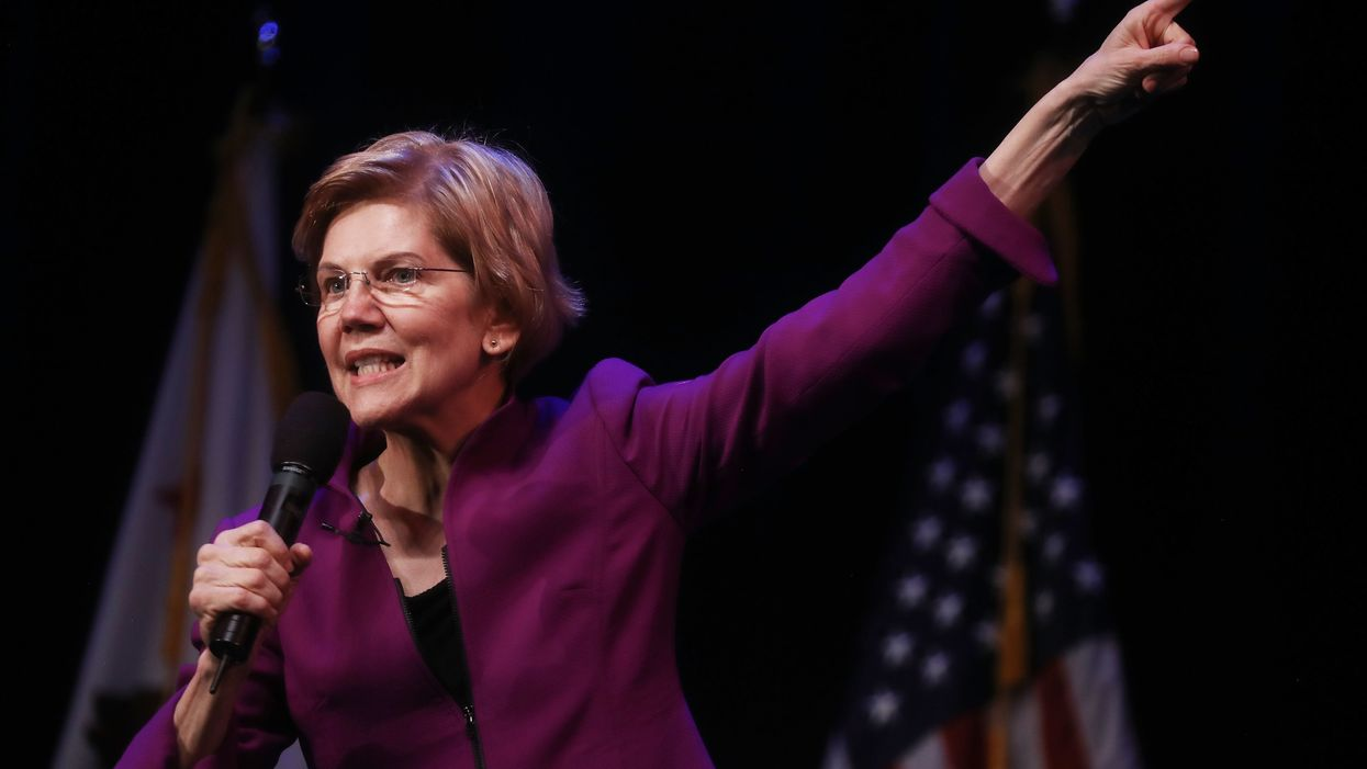 Calling out Cersei Lannister: Elizabeth Warren reviews Game of Thrones