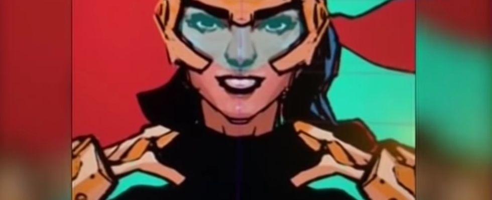 Take a Look at Marvel's First Filipina Superhero, 'Wave'