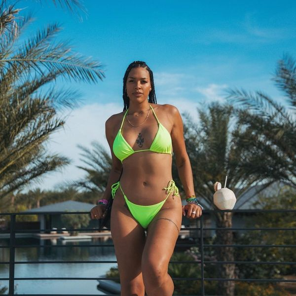 Surviving Coachella With Liz Cambage and Candace Parker