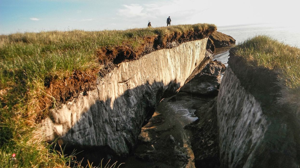 Arctic's Melting Permafrost Will Cost Nearly $70 Trillion, Study Finds