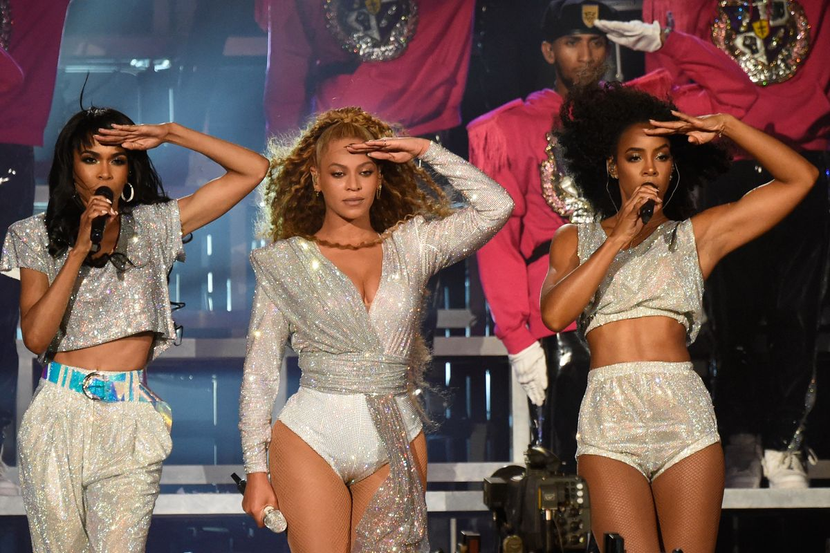 Mathew Knowles on 'The Destiny's Child Musical'