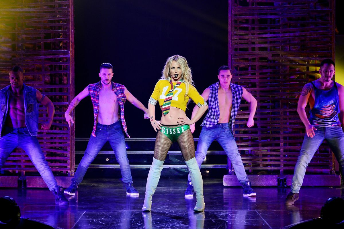 The Fairytale Britney Musical Will Also Become a Movie