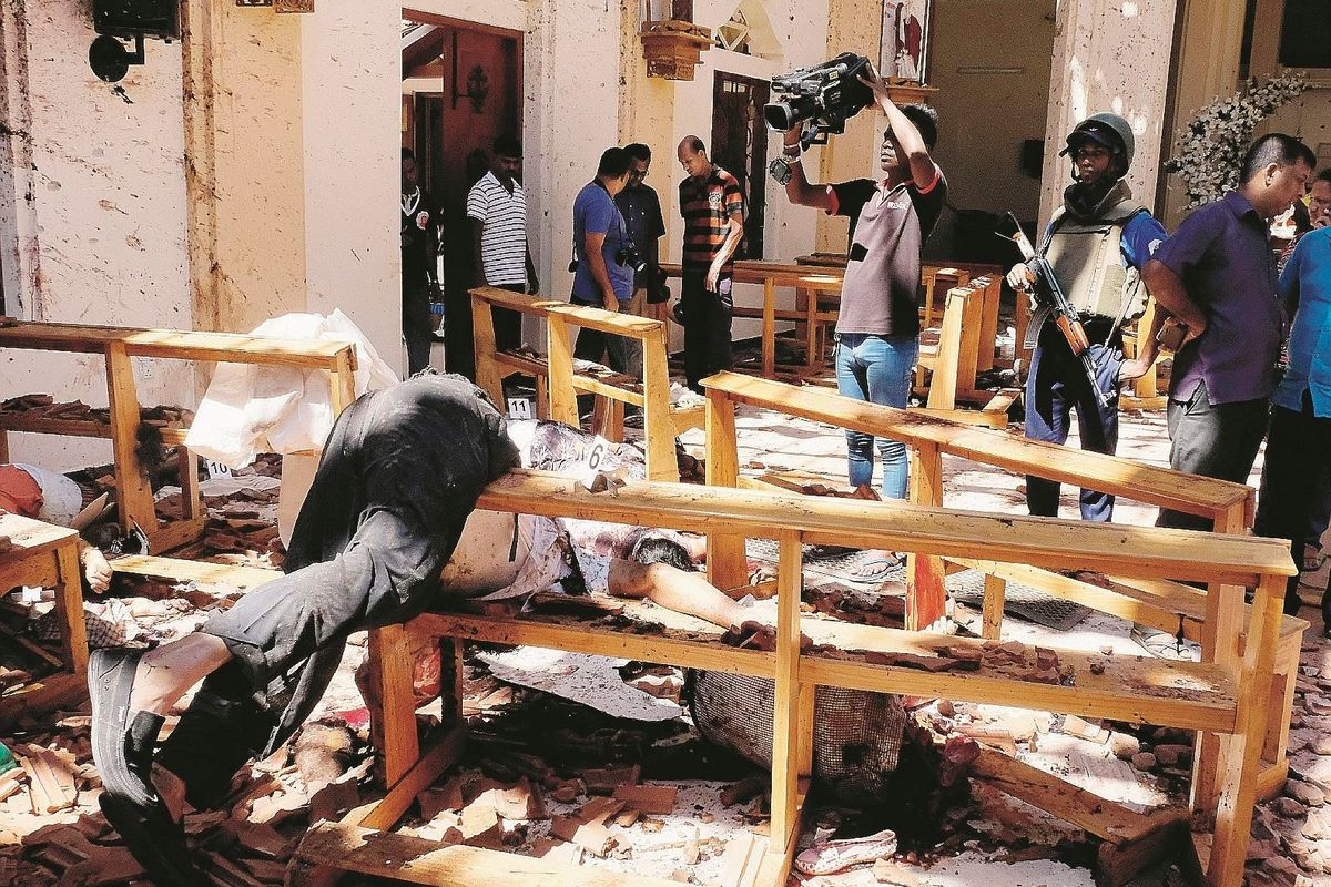 L'Isis ha messo il cappello sulla strage dei cristiani: «Vendetta per le moschee»
