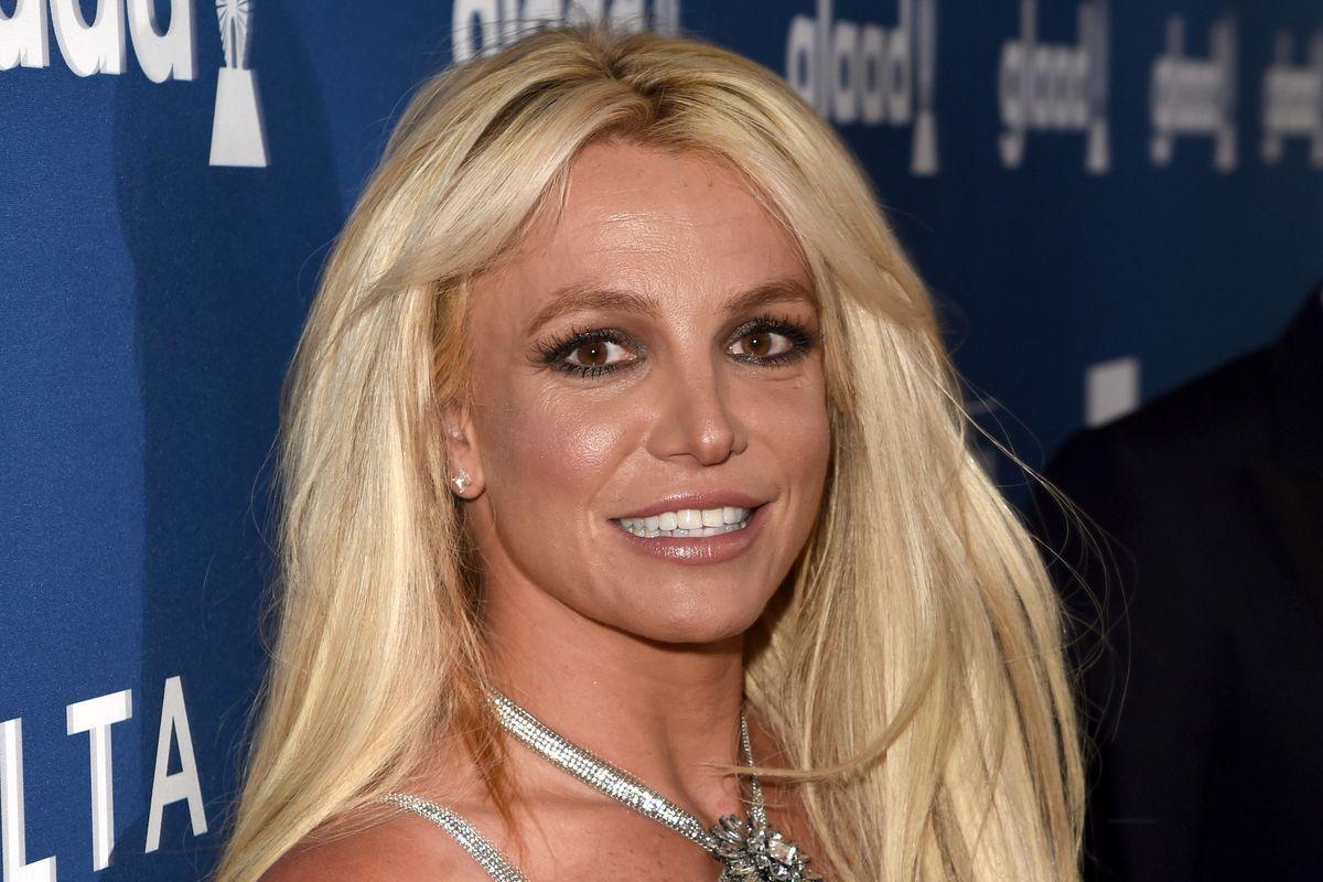 Britney Spears Breaks Silence to Say She's Okay