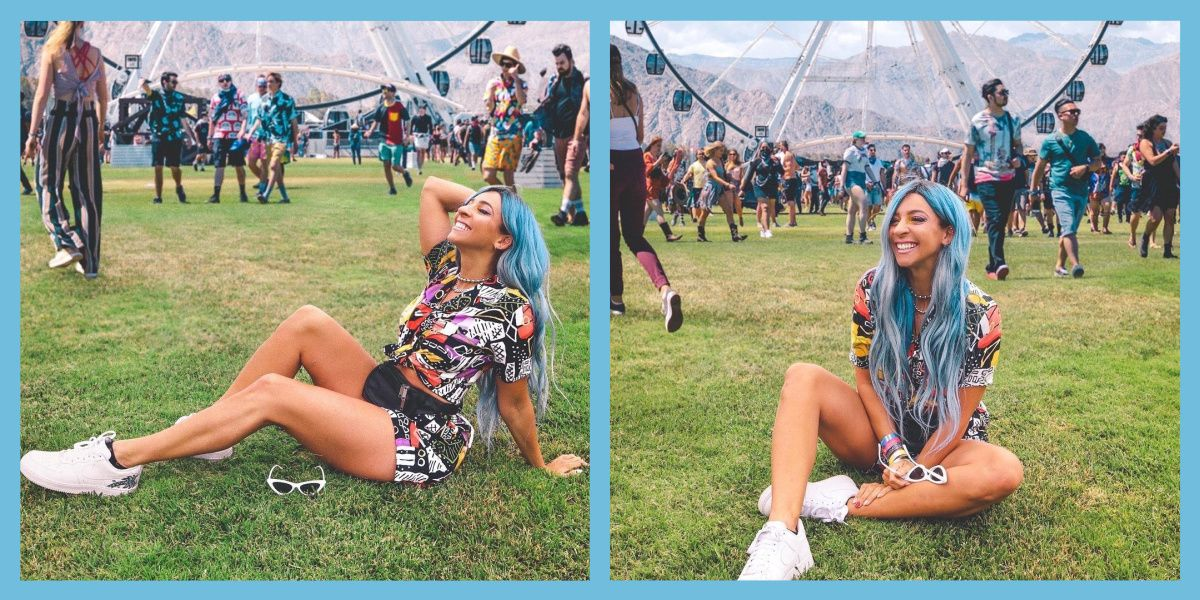 This Influencer Faked Her Entire Trip To Coachella