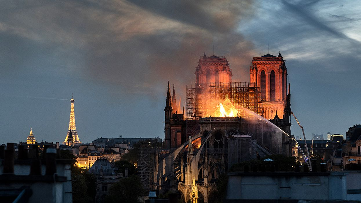 What Do We Do When the Cathedral Burns?