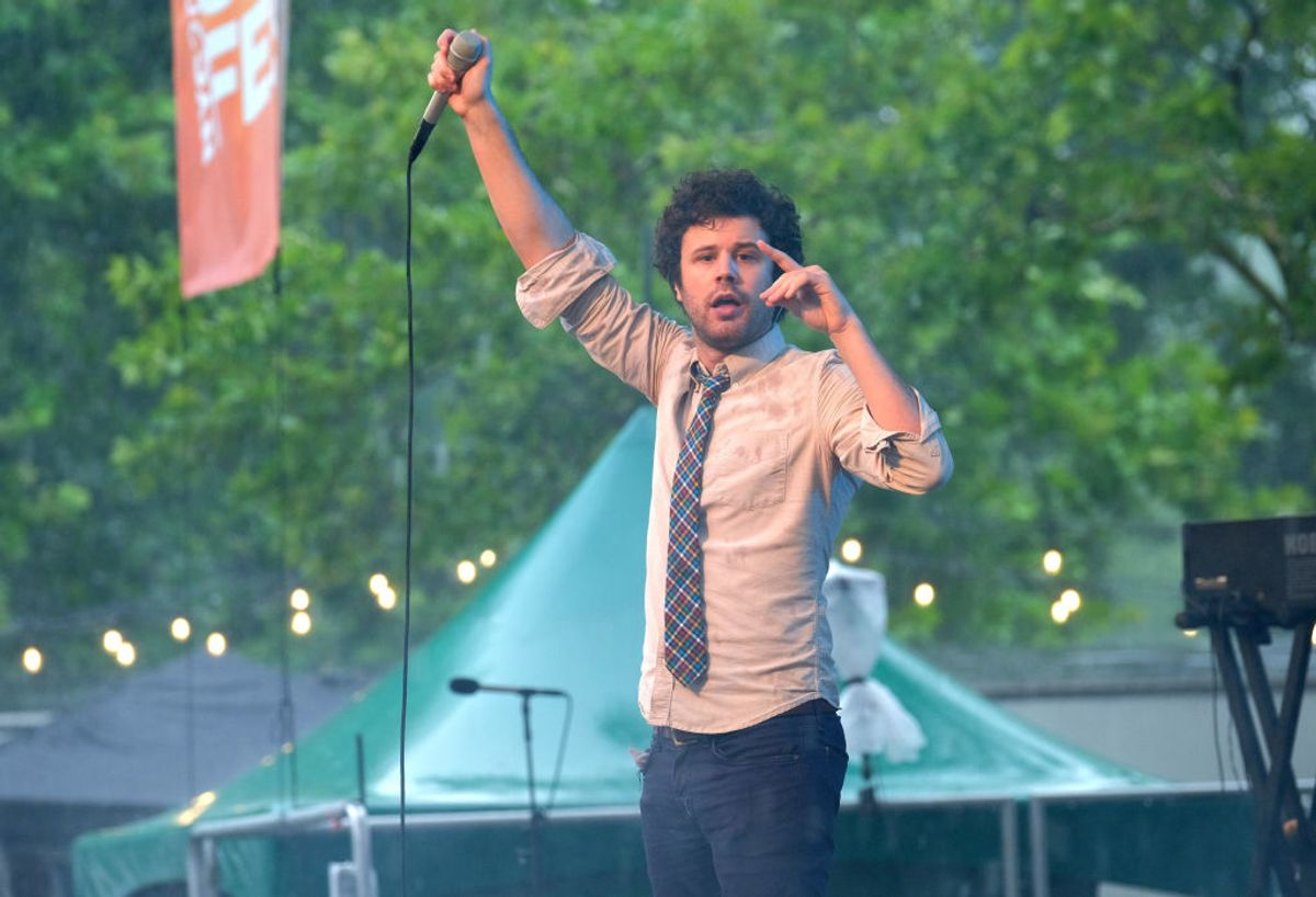 Passion Pit's Michael Angelakos Talks Touring, Mental Health, And His Music's Surprising Influence