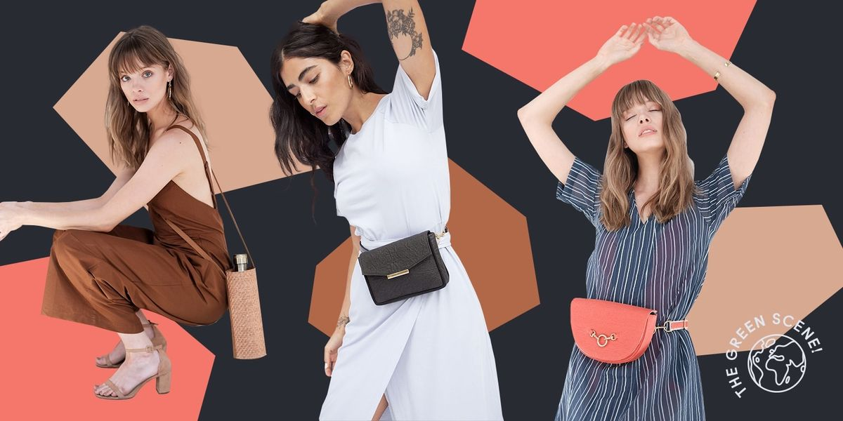 This Hands-Free Handbag Line Reminds Us To Carry Less Stuff