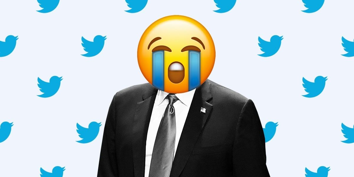 Trump Is Crying To Twitter Because Obama Has Way More Followers