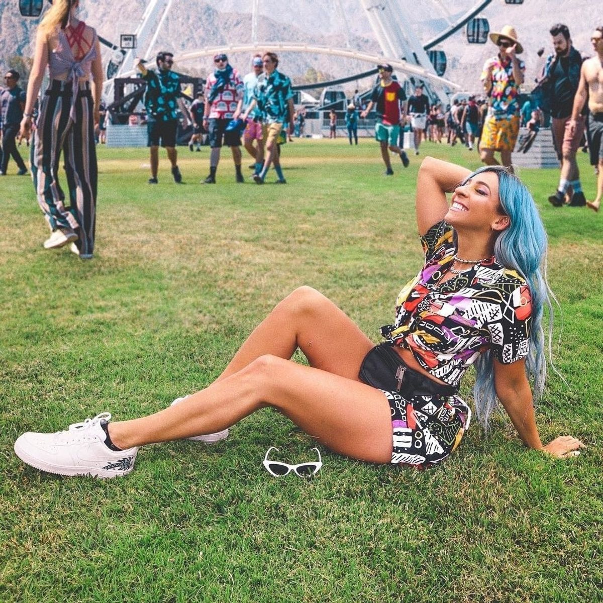 This Influencer Faked Her Whole Coachella Trip