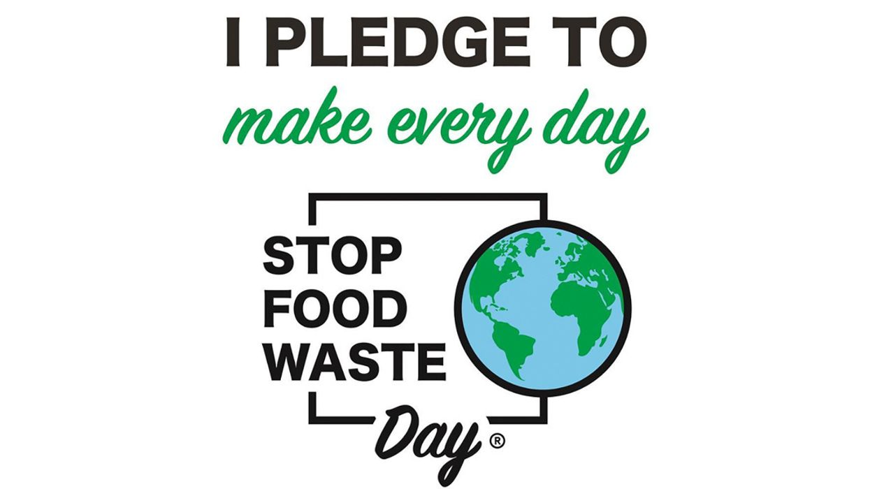 How to Make a Change for Stop Food Waste Day
