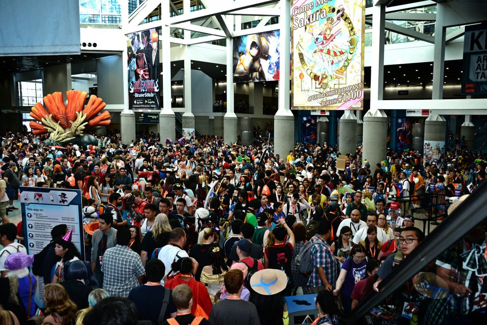6 Tips For Surviving Conventions, Whether It's Your First Or Your Hundredth