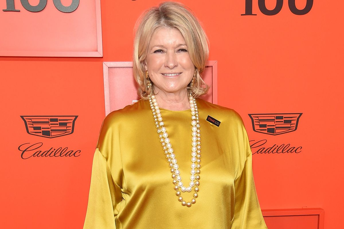 Please Enjoy Martha Stewart's Amateur Concert Photography of Taylor Swift