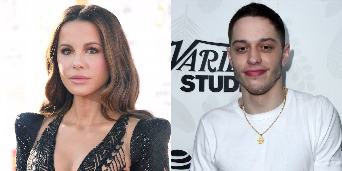 Kate Beckinsale And Pete Davidson Have Called It Quits
