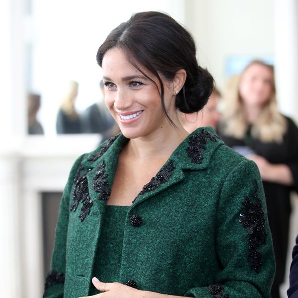 Prince Harry + Meghan Markle release new photo of Archie on