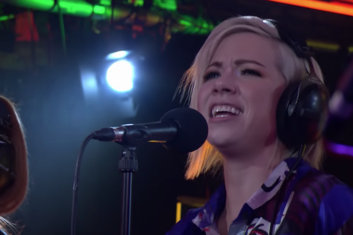Watch Carly Rae Jepsen Cover Khalid