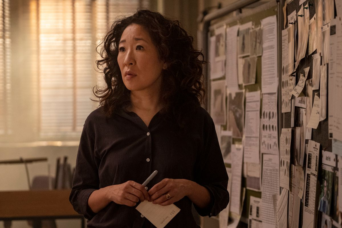 Sandra Oh Just Confirmed The 'Killing Eve' Crush We Knew She Had