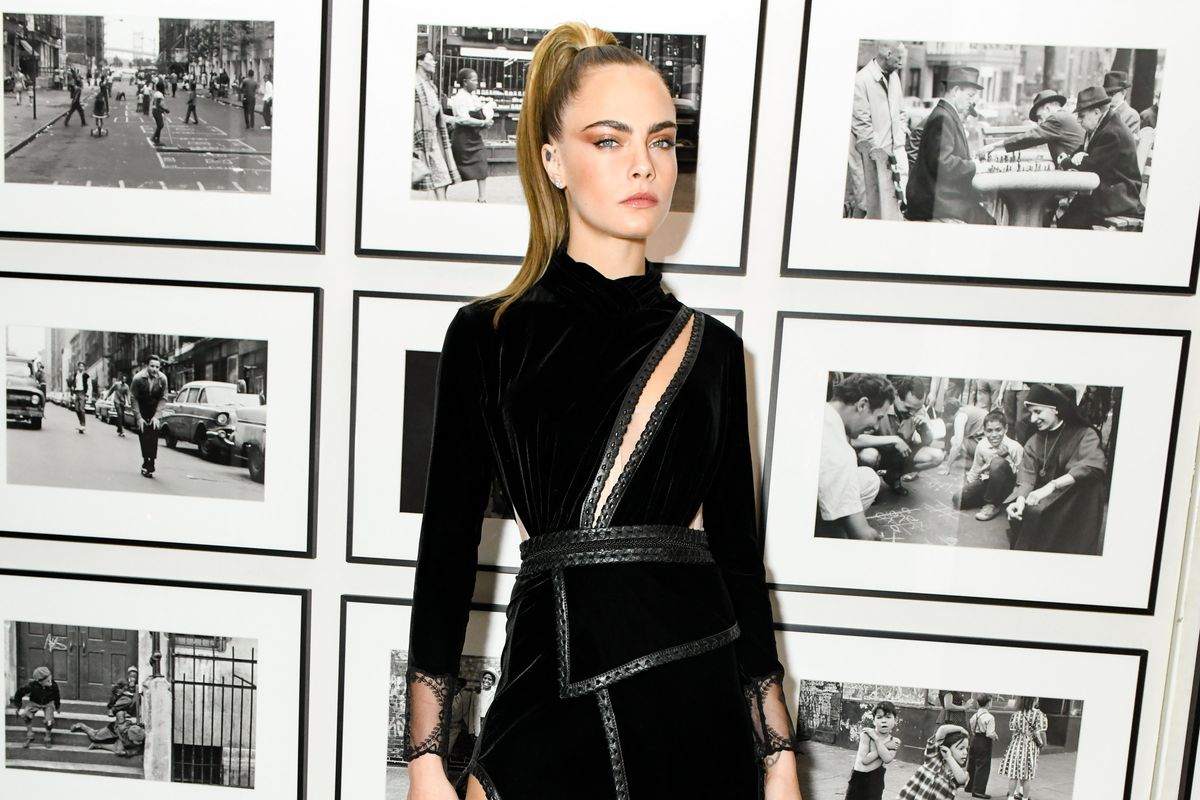 Cara Delevingne to Be Honored by the Trevor Project