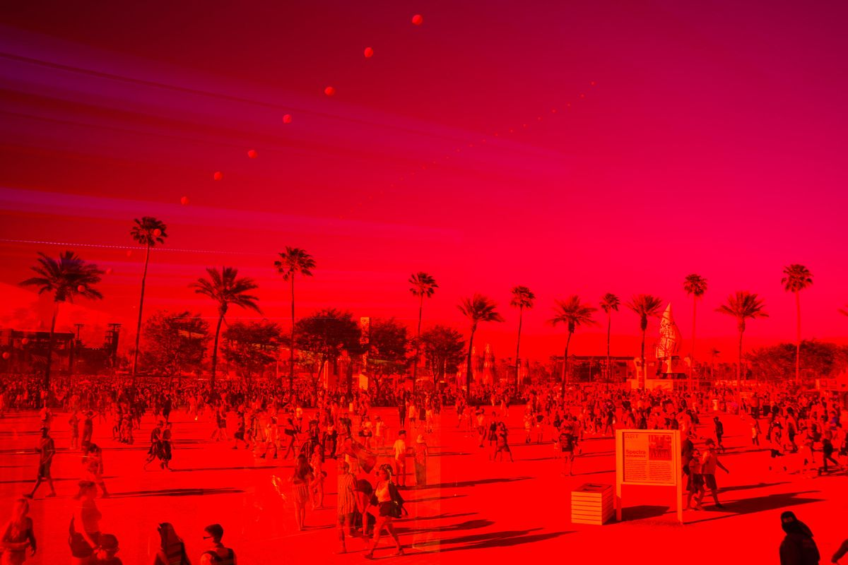 Herpes Reports Skyrocket After Coachella