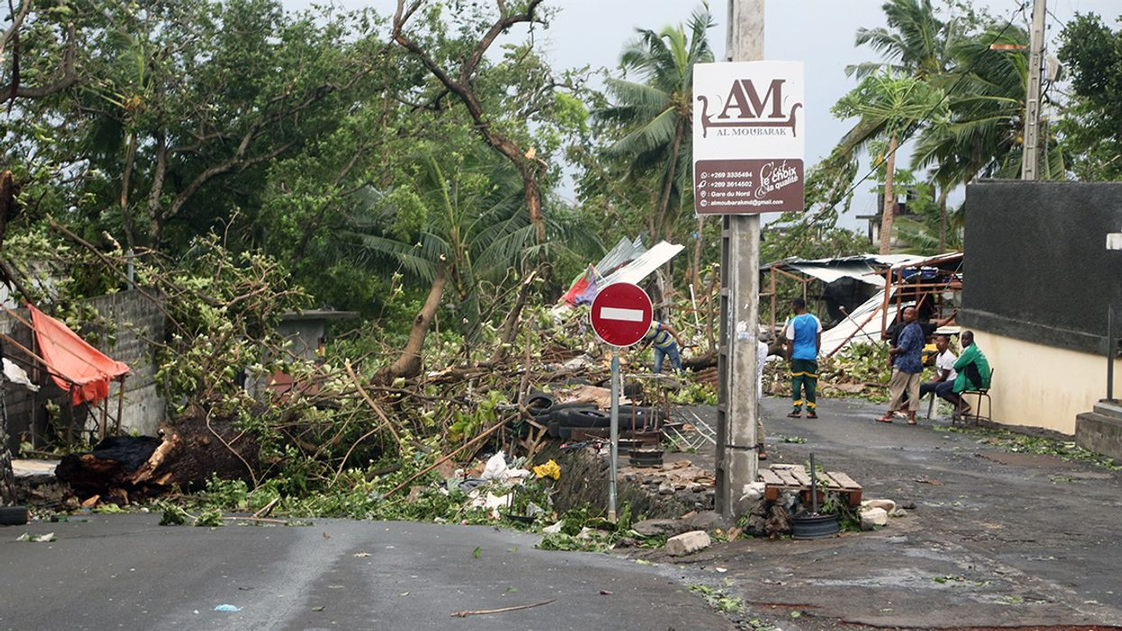 Mozambique Hit by Second Historic Cyclone in Little Over a Month