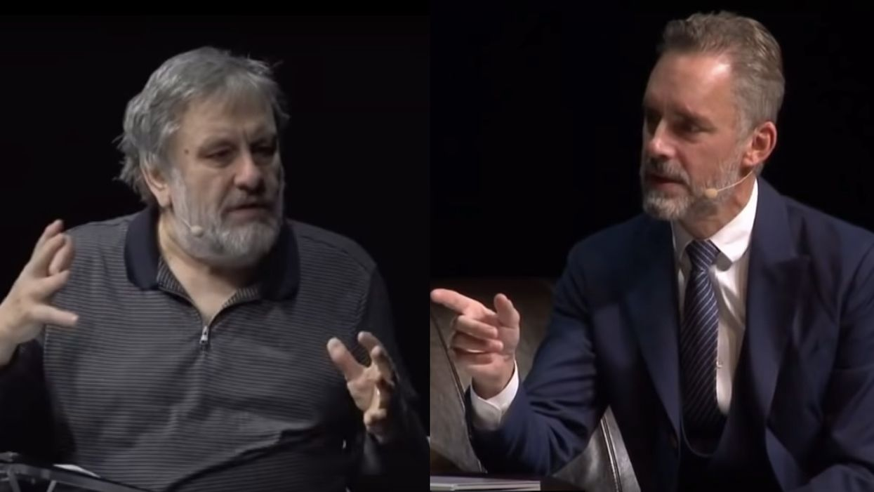 "Highlights of the ""debate of the century"": Jordan Peterson and Slavoj Zizek"