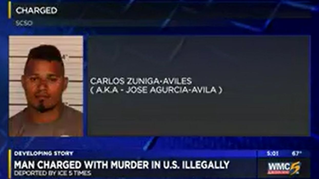 Illegal immigrant accused of beating 4-month-old baby to death had been deported 5 times
