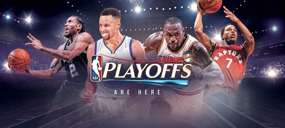 The Return Of The NBA Playoffs